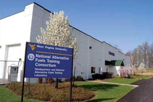 The NAFTC national headquarters in Morgantown, West Virginia.
