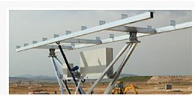Meca Solar - Model MS-2 - 10 - 2 Axis Solar Trackers