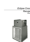 Cross Flow Recuperator Brochure