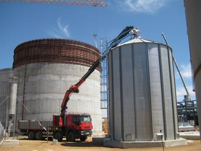 Supervision and maintenance of biogas equipment and lines -2