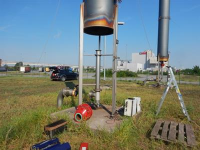 Supervision and maintenance of biogas equipment and lines -3