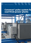 Coromax Pulse System for Coal-Fired Power Plants - Brochure