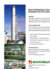 Enviroburners - Waste Fuel Burners (Waste Incinerator) - Brochure