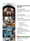 Enviroburners - Biofuel Burners - Brochure