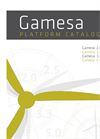 Gamesa - Model 5.0 MW - Wind Turbines - Brochure