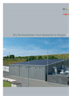 The Bioferm System: Turning Biomass Into Valuable Energy Brochure