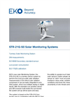 STR-21G-S0 Solar Monitoring Systems - Technical Specifications