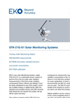 STR-21G-S1 Solar Monitoring Systems - Technical Specifications