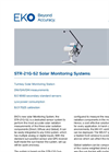 STR-21G-S2 Solar Monitoring Systems - Technical Specifications