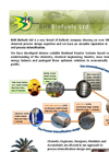 BHR Biofuels technology leaflet