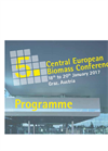 5th Central European Biomass Conference 2017 Brochure