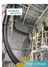 Siemens - High-Voltage Cable Systems Brochure