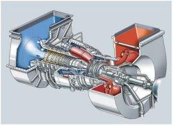 SGT-100 - Industrial Gas Turbine by Siemens AG