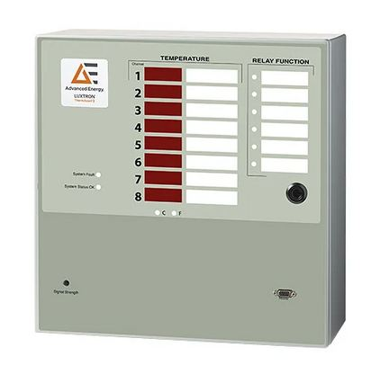 Advanced Energy - Model Luxtron ThermAsset2 - Effective Fiber Optic Hot Spot Monitor and Controller for Power Transformers