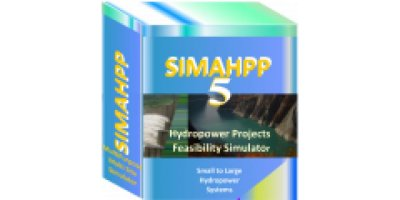 SIMAHPP - Version 5 - Windows Ased Tool for Hydropower Projects Analysis and Energy Simulations