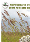 New Dedicated Energy Crops For Solid Biofuels Brochure