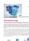 iGOS Data Exchange - Brochure
