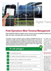 Field Operations Meet Terminal Management
