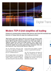Modern TCP-X-Unit simplifies oil loading - Brochure