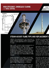 AEREON Steam Assisted Flare Tip and Replacement Program