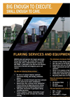 AEREON CEB - Flaring Services and Rental Marketing Datasheet