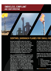 Sentinel Small Well Pad Flare - Brochure