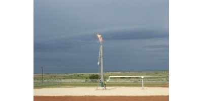AEREON - Air-Assist Flares for the Shale Play