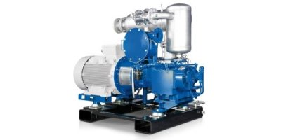 AERZEN - Model Series C - Oil-Free Screw Compressor for Biogas and Biomethane