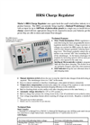 Marlec - Model HRSi - Charge Regulator - Datasheet