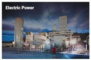 Power generation solutions for electric power needs - Energy - Power Distribution