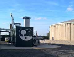 EnviThan - Biomethane // Our gas upgrading technology