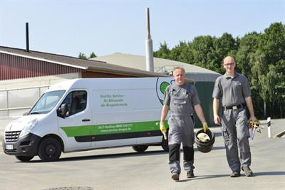 Service support for your EnviFarm biogas plant