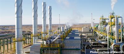 Tenaris - Power Generation - Gas Fired Power Plants by Tenaris