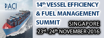 14th Vessel Efficiency & Fuel Management Summit