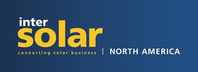 Intersolar North America 2018