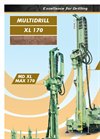 Multidrill - Model MAX 170 - Geothermal Drilling Rigs Brochure