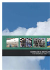 Hurricane & Recyclone Systems for Biomass and Coal Boilers - Brochure