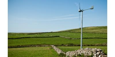 Britwind - Model R9000 - Small Wind Turbine