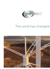 Model T30pro and T30proS - Vertical Axis Turbine Brochure