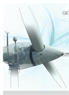 GEV - Model MP C 200/225/250/275 - Wind Turbine Brochure