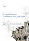 L250 - Marine Engine Brochure