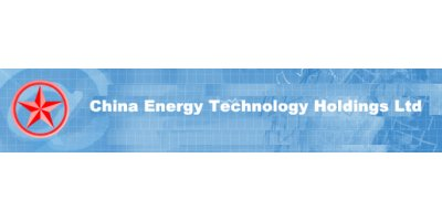 China Energy Technology Holdings Ltd.