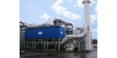 Humid, corrosive and malodorous waste gases - Energy - Bioenergy