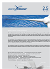 aeroMaster - Model aM 2.5/103 - Wind Turbine Brochure