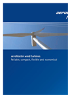 aeroMaster - Wind Turbines - Brochure