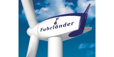 Fuhrländer - Model FL 1300 - Wind Turbine