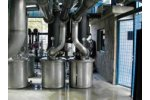 Biogas Cleaning System - Biogas Water Vapor Removal