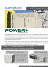 Power+ Generator 4400 - up to 65 kWe ORC Machine Specifications