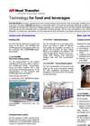 Technology for Food and Beverages- Brochure