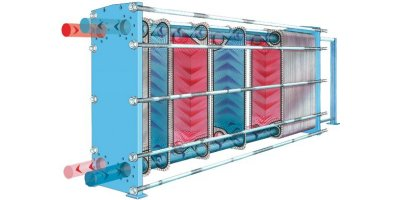Stokvis - Model Bare Plate - Heat Exchanger